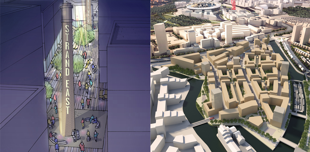 CREATIVE URBAN PLANNING CONTINUING THE OLYMPIC LEGACY