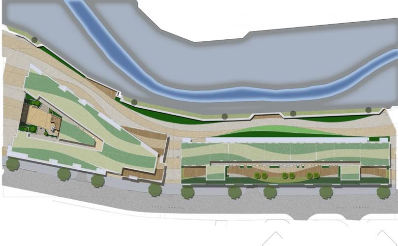 Hiltons Wharf Masterplan