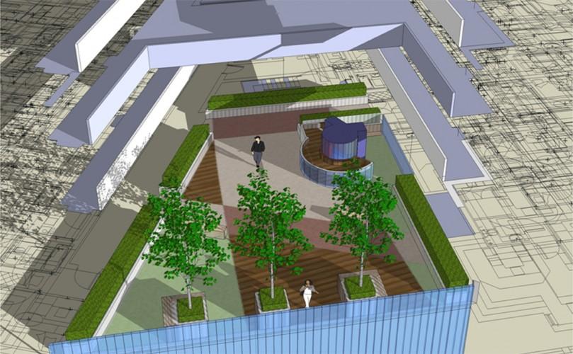 Hiltons Wharf Sketchup 2