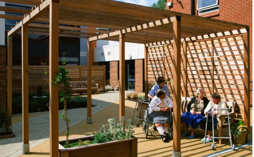 Building healthy environments