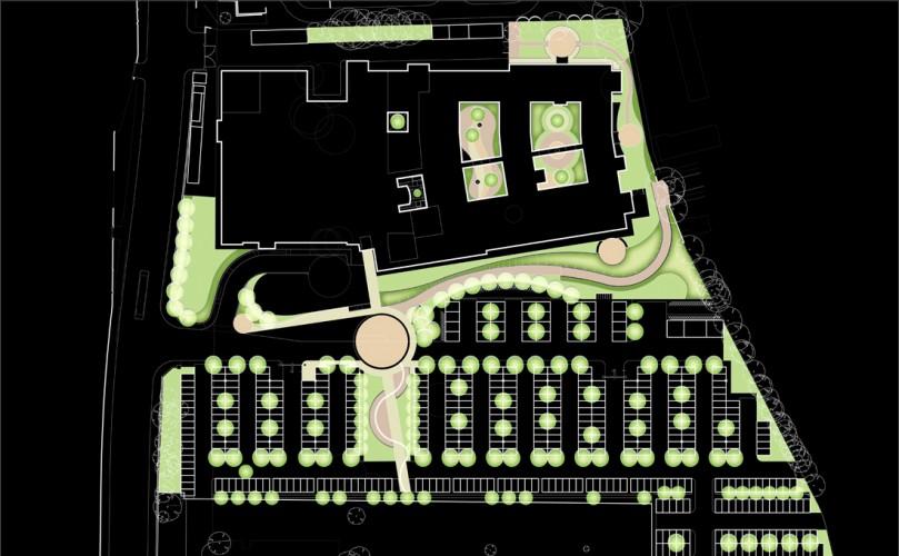 Roehampton Masterplan
