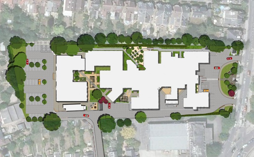 Teddington Memorial Hospital Masterplan