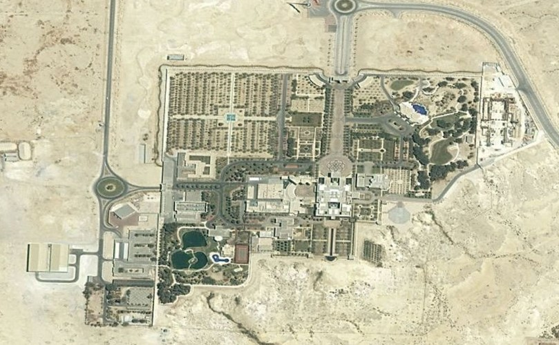 Aerial Bing Maps